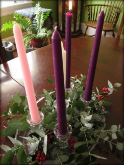 Advent Wreath 2012