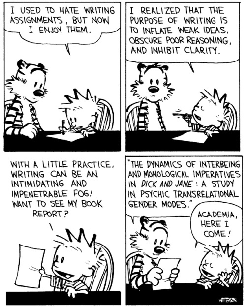 Calvin-on-the-Purpose-of-Writing